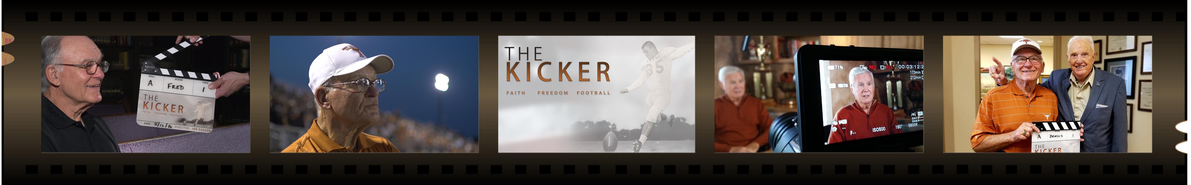 Kicker-Filmstrip